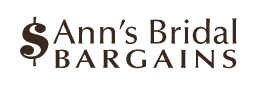 Ann's Bridal Bargains Logo